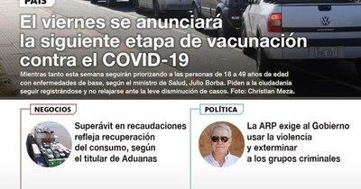 La Nación / LN PM: Las noticias más relevantes de la siesta del 5 de julio