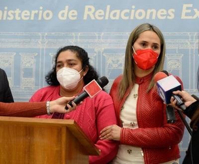 Familiares de Leidy Luna Villalba se reunirán con la Primera Dama de la Nación