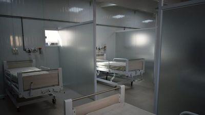 Habilitan pabellón de contingencia con 16 camas en Villarrica
