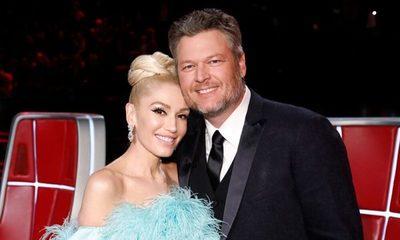 Gwen Stefani y Blake Shelton se casaron