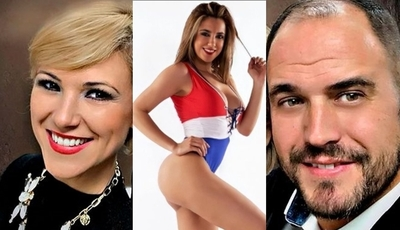 Señalan a Vivi Figueredo como la tercera en discordia en noviazgo de españoles