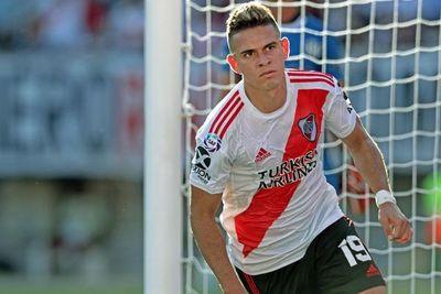 River Plate pierde a Borré, el histórico goleador del ciclo de Gallardo