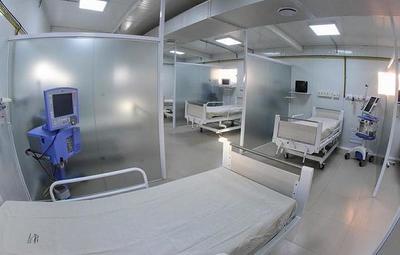 Hospital de Villarrica cuenta con nuevo pabellón de contingencia