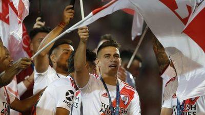 Rafael Santos Borré, nuevo jugador de Eintracht de Frankfurt