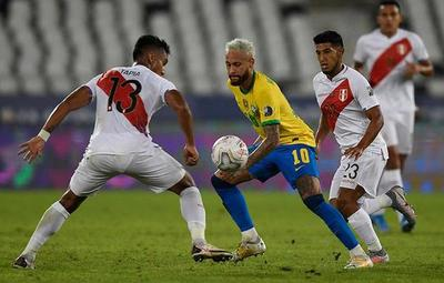 Por un lugar en la final: Brasil vs. Perú desde las 19:00