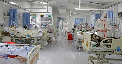 La Nación / Hospital de Itauguá registra baja ocupación en salas comunes