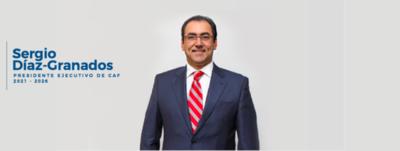 Sergio Díaz-Granados es elegido nuevo Presidente Ejecutivo de CAF