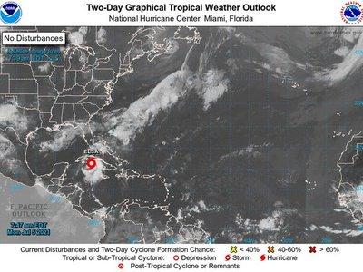 La tormenta tropical Elsa tocará tierra en la costa central de Cuba