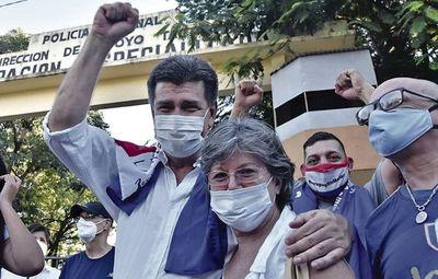 ¿Volverá a prisión?: jueza convoca a Efraín Alegre a audiencia preliminar
