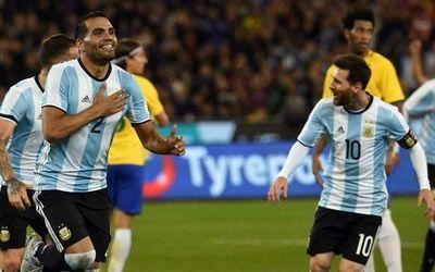 El argentino Gabriel Mercado, nuevo jugador de Internacional