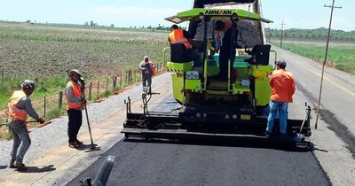 La Nación / Ruta de la Caña cuenta con avance importante y apunta a su finalización