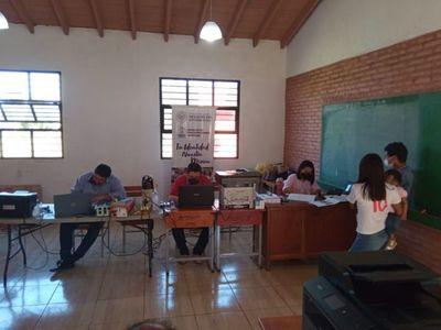 REC realiza jornada de documentación en comunidades indígenas de Caaguazú