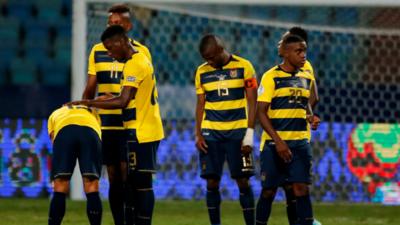 Ecuador vive un presente agridulce