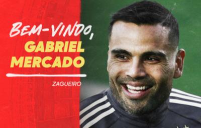El rival de Olimpia en la Libertadores se refuerza con Gabriel Mercado