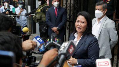 Fiscal anticorrupción investiga a Fujimori por caso Montesinos