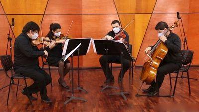 Concierto de cuarteto de cuerdas