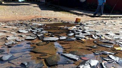 Se necesita coordinación entre las  comunas y Essap para evitar baches