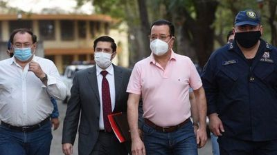 Juez eleva a juicio oral causa del diputado Miguel Cuevas