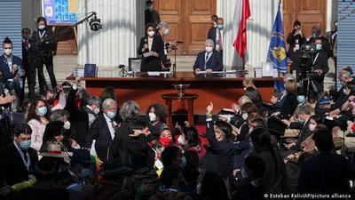 ONU alaba instalación de Convención que redactará nueva Constitución de Chile
