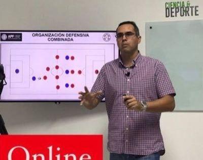 Otro novato intentara despertar a un gigante dormido: Óscar Mendoza será presentado como adiestrador del Sp. 2 de Mayo
