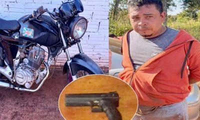 Víctima persigue y aprehende a bandido que le asaltó con una pistola de juguete – Diario TNPRESS