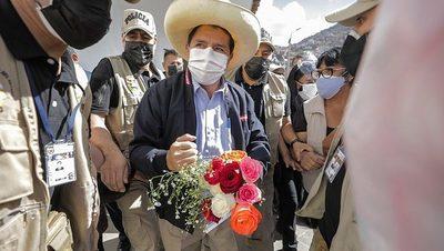 Investigan red de corrupción sospechada de financiar campaña de Castillo