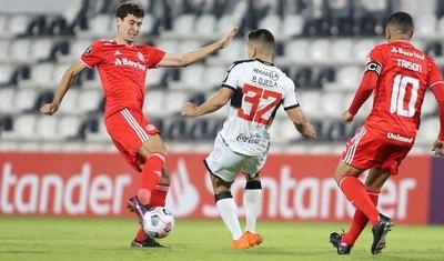 ¿Cómo formaría Olimpia en el partido de ida ante Internacional por Copa Libertadores?