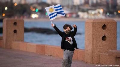 El 50% de la población de Uruguay ya está completamente inmunizada