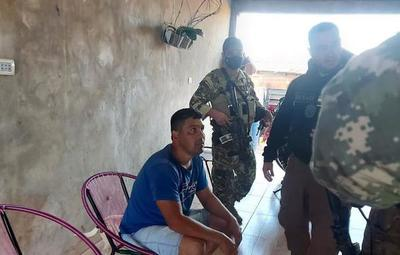 Presuntos miembros de red de tráfico de drogas fueron detenidos