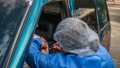 Destacan labor de la prensa para masiva concurrencia en vacunatorios
