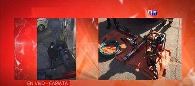 ¡Indignante! Roban instrumento salvavidas a bomberos rescatistas