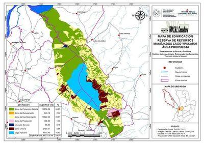 """San Ber:  Piden parar """"boom"""" inmobiliario por poner en riesgo el Lago Ypacaraí"""