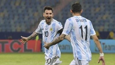 Argentina y Colombia se juegan su pase a la final de la Copa América