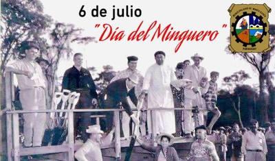 Mingueros celebran su día en honor al fundador Padre Guido Coronel