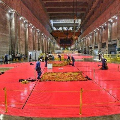 Operación de unidades generadoras de Itaipu es determinada por requerimientos energéticos