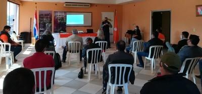 Desarrollan talleres de socialización para campesinos e indígenas en San Pedro