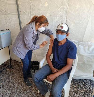 Aumenta la cantidad de inmunizados contra el Covid 19 en Chaco Central