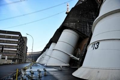 Inició el mantenimiento trianual de la U13 en la Central Hidroeléctrica Itaipu