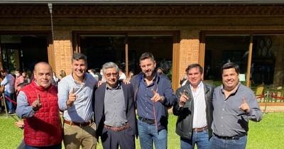La Nación / Gobernador del Guairá oficializa su pase a Honor Colorado