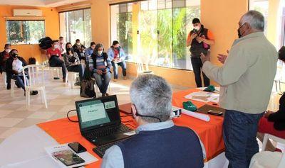 Realizan primeros talleres de socialización de Proeza en distritos de San Pedro
