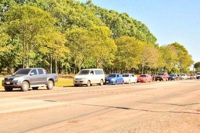"""Habilitan """"autovac"""" en San Ignacio, Misiones"""