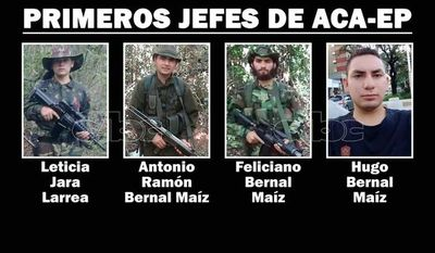 En tres meses, ACA-EP recorrió 284 kilómetros, cometió ocho golpes y mató a tres civiles