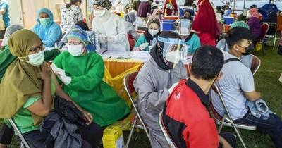 La Nación / El COVID-19 deja récords de muertos en Rusia e Indonesia