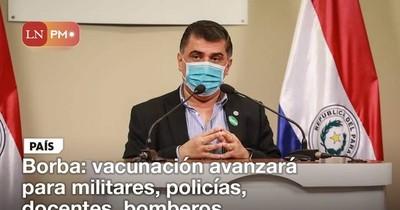 La Nación / LN PM: Las noticias más relevantes de la siesta del 6 de julio