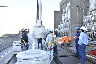 Yacyretá tiene turbinas fuera de servicio a causa de la sequía que afecta al río Paraná
