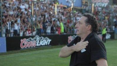 Rubén Israel ganó cuatro títulos absolutos con el Guma