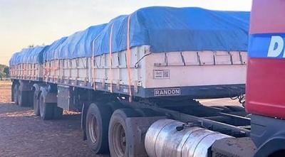 Incautan camión con 40 mil kilos de cemento en Pedro Juan Caballero – Prensa 5