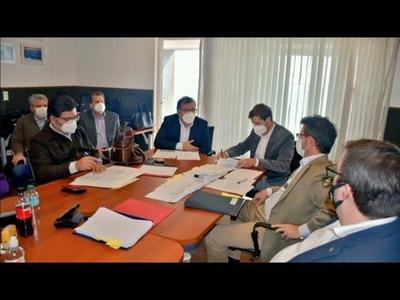 Comité Ejecutivo de la EBY aprueba convenios de apoyo a la Salud y la Educación