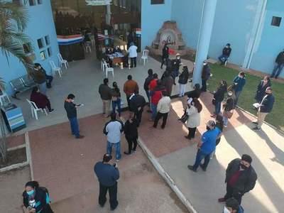 Inminente vacunación masiva en el departamento del Caaguazú – Prensa 5