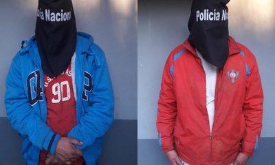 Detienen a dos asaltantes en plaza La Paz de CDE